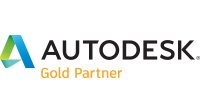 Autodesk Gold partner